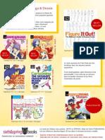 Les séries manga et dessin de Sixth & Spring