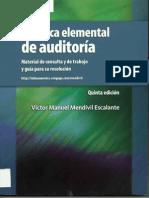 Practica Elemental de Auditoria