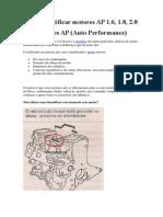 Como Identificar Motores AP
