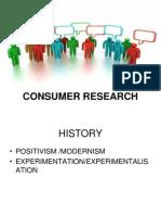 Research in Consumer Behaviour