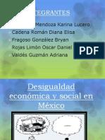 Desigualdad Economica y Social de Mexico