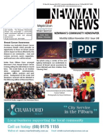 Newman News November 2013 Edition