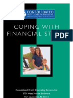 Consolidated Credit can help rid your stress!