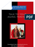 It's time to talk with your aging parents
