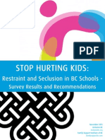 Stop Hurting Kids