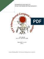 Papyrology XXV Congress Proceedings