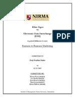 B2B White Paper - EDI