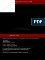 Frederik Erikson. Analisis de Datos y Redccion Del Informe