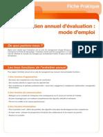 Fiche Pratique Entretien Annuel Evaluation Mode Emploi