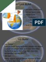 Lapisan Bumi & Skala Waktu Geologi