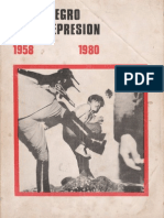 Libro Negro de La Represion 1958-1980