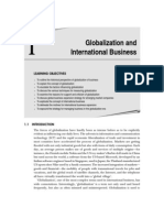 Globlizationandinternatinalbusiness 1 Chapter