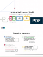 The New Multi Screen World Study Research Studies