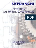 Air Conveyor Manual