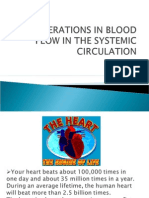 Alterations in Blood Flow in the Systemic Circulation-grp4