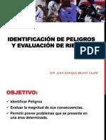 Identificacion de Peligros y Evaluacion de Riesgos