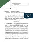 Contestacion de Demanda en Civil - Dr Fernando Barros