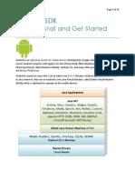 Android SDK HowToInstall(Scribd)