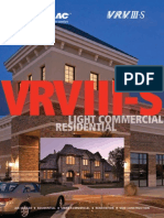 Vrviii-s - Brochure - Pcvsuse11-02b - Daikin Ac
