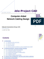 Presentation CableProject CAD