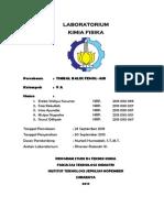 Timbal Balik Fenol-Air_V A