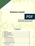 Diabetul Insipid