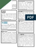 O Programa das Nações Unidas para o Desenvolvimento