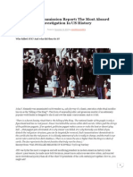 Warren Commission Report The Most Absurd Investigation In US History.pdf