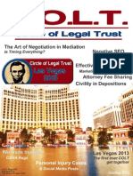 Circle of Legal Trust Journal