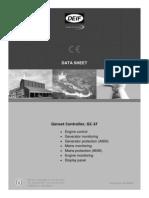 Gen Set Controller Gc 1f 2
