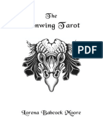 Ironwing Tarot Book by Lorenda B. Moore