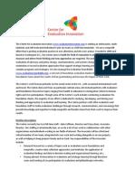 CEI Associate-Position Description