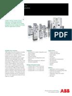 ABBindustrialdrives Modules en RevB