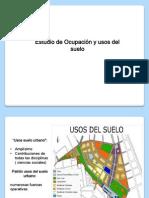 Presentación usos del suelo