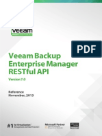 Veeam Backup 7 0 Web API
