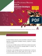 Diplomado AdmonEstrat Informa 2012 CIECAS-IPN Mexico