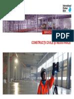 Ro Scanare Laser 3d - Constructii Civile Si Industriale