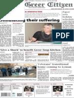 Greer Citizen E-Edition 11.20.13