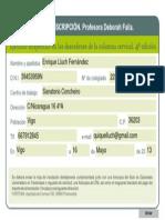 Hoja Inscripcion Columna Cerv Debora Falla 4edi