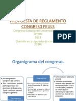 Propuesta de Reglamento Congres0