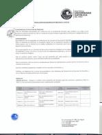 Documentos que acreditan mi condición de Asistenta de cátedra en la Facultad de Derecho PUCP