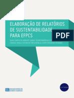 ABRAPP - Cartilha de elaboração de relatórios de sustentabilidade para EFPCs