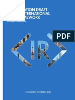IIRC - Documento sobre IR Framework do International Integrated Reporting Council