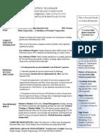 Resume November 2013