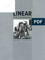 Linear Programming ChVatAl