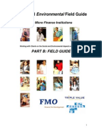 FMO ES for MFIs PartB Field Guide