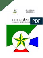 Lei Organica de Novo Repartimento