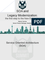MULESOFT SOA and Legacy Modernization