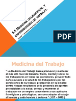 5.5 Medicina Ocupacional - Documento