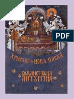 БОЖАНСТВЕНА ЛИТУРГИЈА 5.део 1. тома